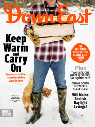 Down East Magazine January 2015