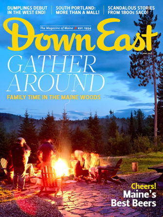 Down East Magazine June 2015