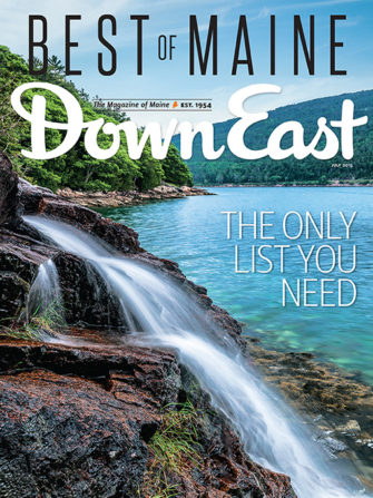 Down East Magazine July 2015