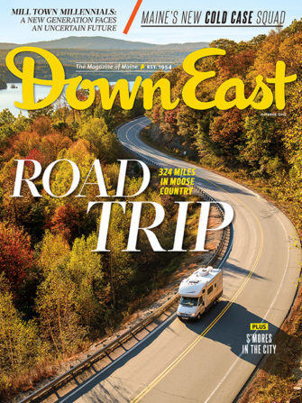 Down East Magazine October 2015