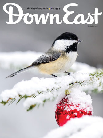 Down East Magazine December 2016