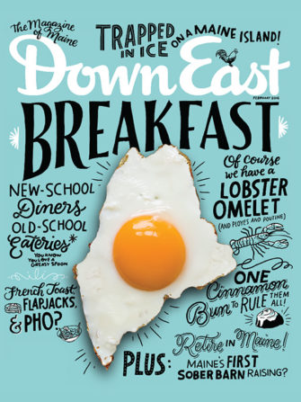 Down East Magazine February 2016