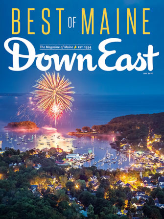 Down East Magazine July 2016