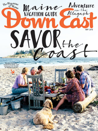 Down East Magazine May 2016