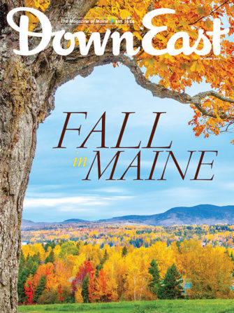 Down East Magazine October 2016