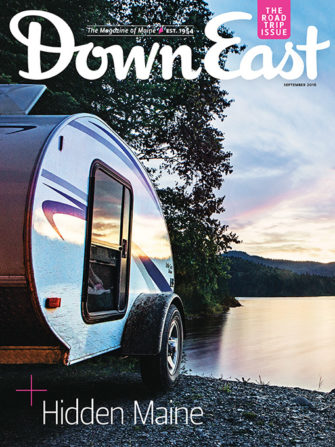 Down East Magazine September 2016