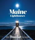 Down East 2018 Maine Lighthouses Wall Calendar