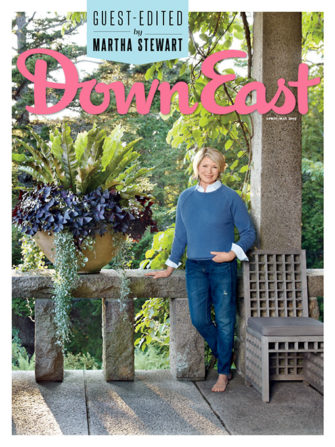 Down East Magazine April 2017