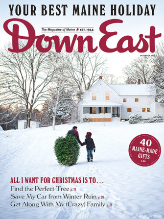 Down East Magazine December 2015