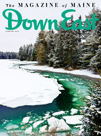 Down East Magazine February 2017