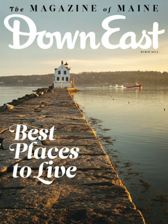 Down East Magazine March 2017