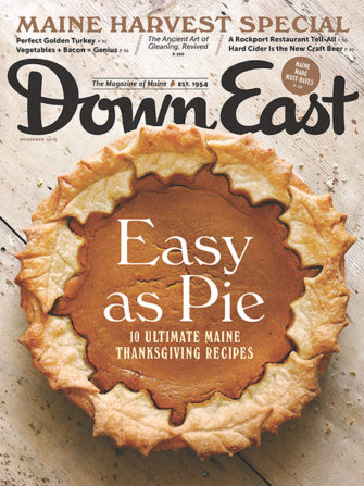Down East Magazine November 2015