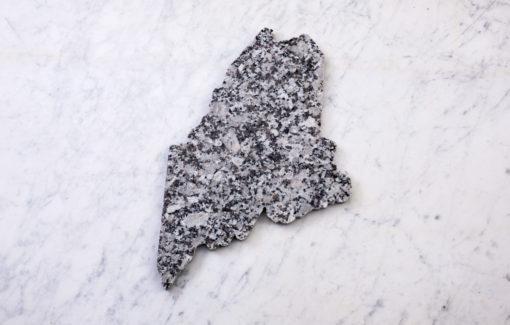 State of Maine Granite Cheeseboard