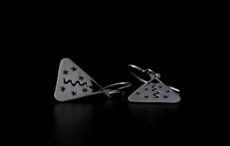 Carrabassett Valley Jewelry - Winters Way Earrings