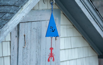 North Country Wind Bells - Sea Anchor
