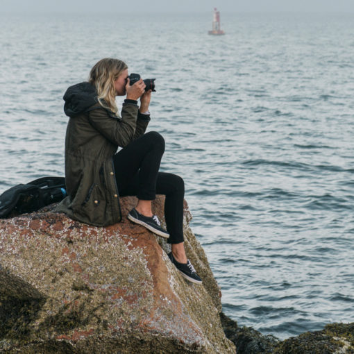 Photographing Maine