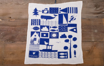 Trosko Designs - Tea Towel