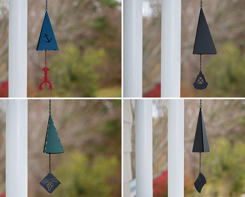 North Country Wind Bells, Made in Maine