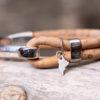 Gem Lounge Jewelry - Bracelet - Maine Charm Tan Cork
