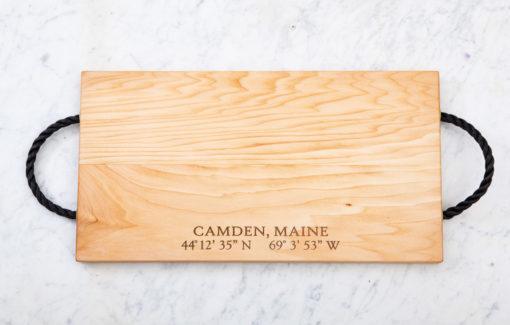 163 Design Company - Camden Serving Tray - Cherry