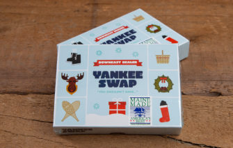Downeast Dealer - Yankee Swap Card Game
