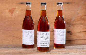 Frontier Maple Sugarworks - Maple Syrup - Woozy Bottle