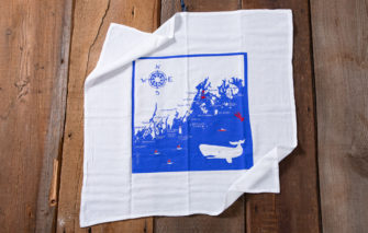 Trosko Design - Tea Towel - Penobscot Bay