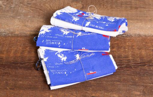 Trosko Design - Tea Towel - Penobscot Bay