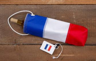 Latitude 43 Designs - Signal Code Flag Wine Bag - Tango