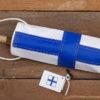Latitude 43 Designs - Signal Code Flag Wine Bag - Xray