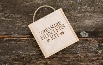 Moss and Grove - Treasure Hunters Kit - Box