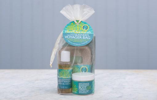 Planet Botanicals - Seaweed Voyager Gift Bag