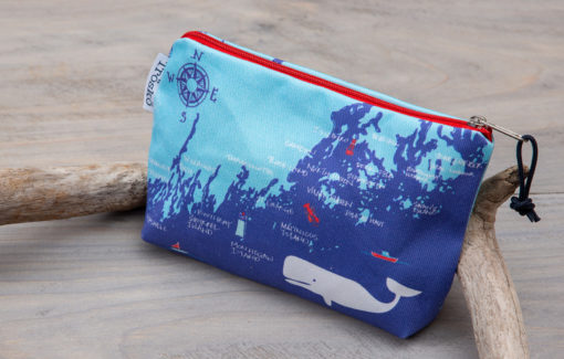 Trosko Design - Zippie Bag - Penobscot Bay