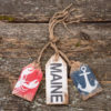 Unpolished Barn - Maine Lobster Anchor