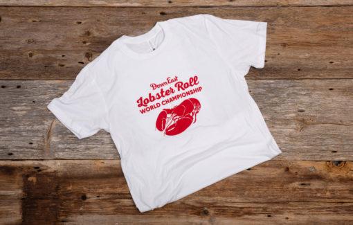 Down East Lobster Roll World Championship T-Shirt