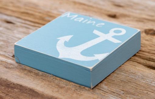 Salt Air Designs - 4x4 Anchor - Surf - Side