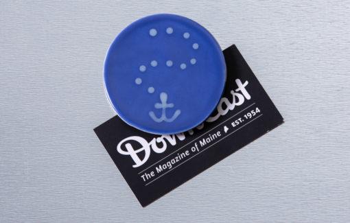 Lola Arts - Magnet - Anchor - Deep Blue