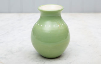 Lola Arts - Vase - Green