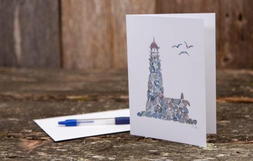 Love Rocks Me - Single Card - Lighthouse