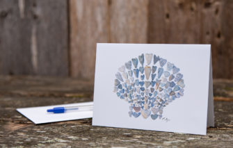 Love Rocks Me - Single Card - Shell