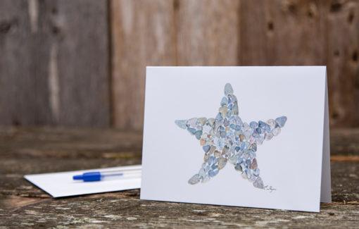 Love Rocks Me - Single Card - Starfish