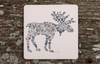 Love Rocks Me - Coaster - Moose