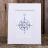 Love Rocks Me - 5x7 Print - Compass