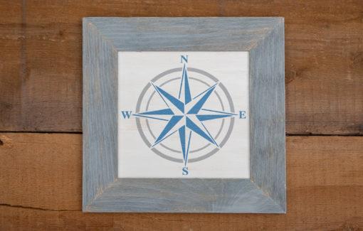 Salt Air Designs - 10x10 Compass Rose