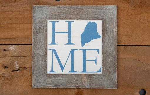 Salt Air Designs - 10x10 Framed Home with Maine