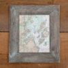 Salt Air Designs - 8x10 Nautical Chart - Casco Bay