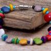 Whimsy - Kazuri Bracelet