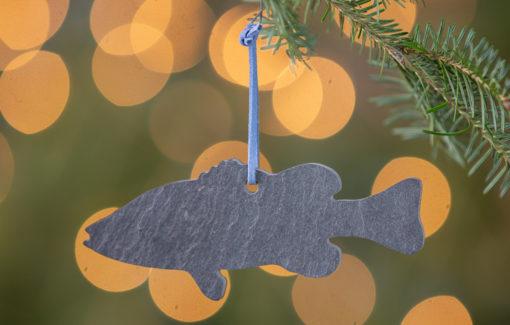 A & E Stoneworks - Slate Ornament - Fish