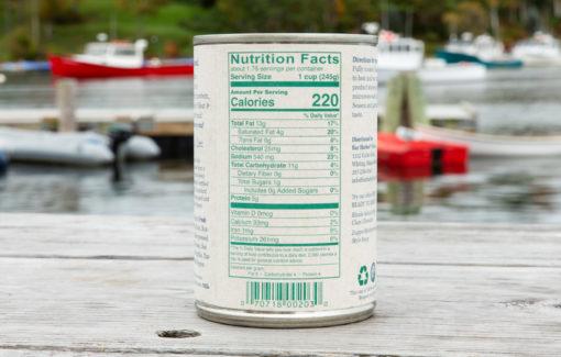 Bar Harbor Foods - Clam Chowder