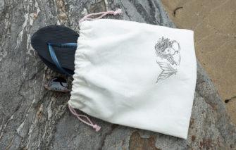 Maine Bags & Goods - Skinny Dipper - Mermaid